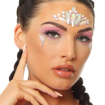 Tattoo adesivi glitter Unicorno