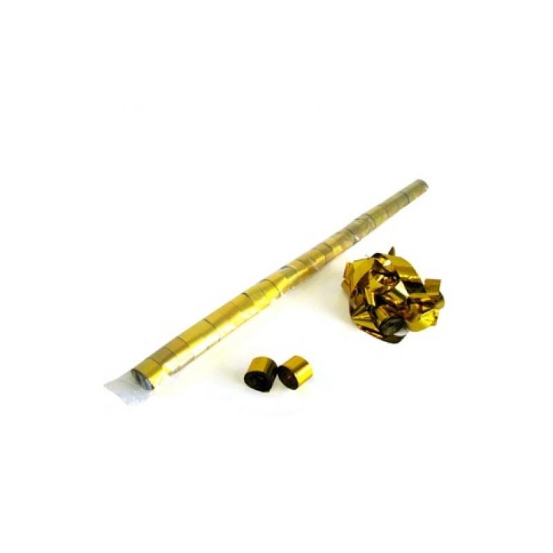 Stelle filanti sciolte oro 5mx2cm