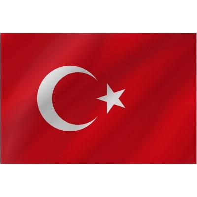 Bandiera Turchia 150 x 90 cm