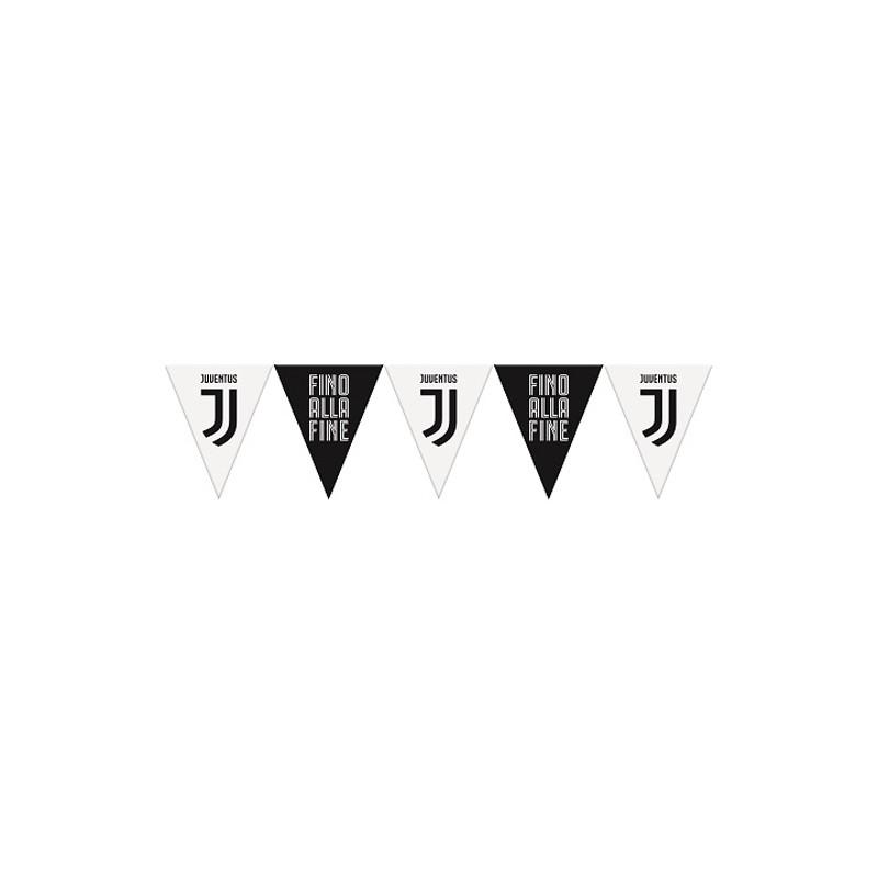 Festone PVC Juventus - 3,65 mt