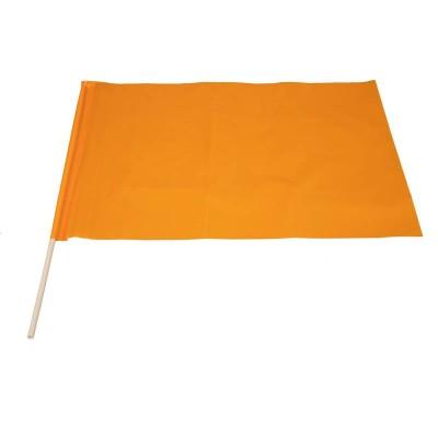 Bandierina PVC Arancione 60 x 40 cm