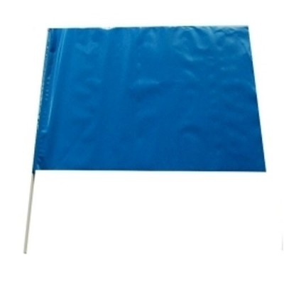 Bandierina PVC Azzurra 60 x 40 cm