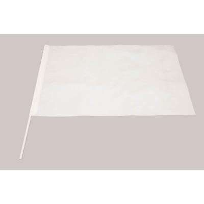 Bandierina PVC Bianca 60 x 40 cm