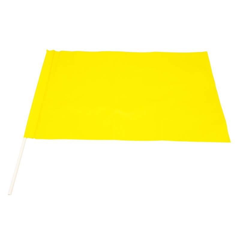 Bandierina PVC Gialla 60 x 40 cm