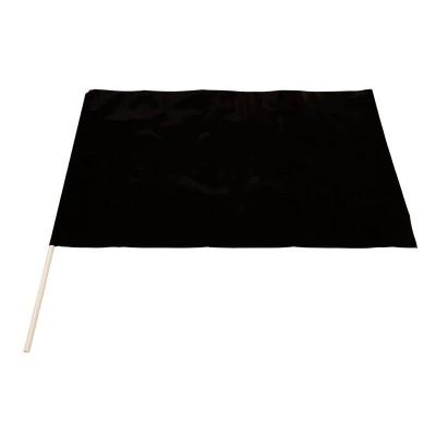 Bandierina PVC Nera 60 x 40 cm