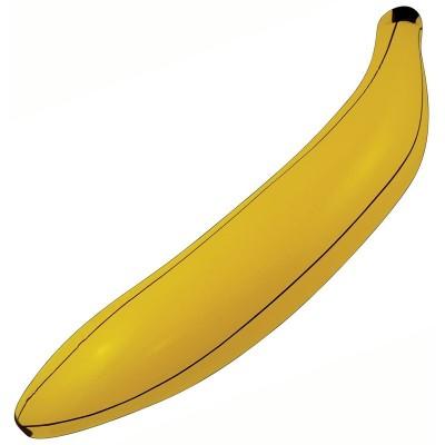 Banana Gonfiabile Gigante cm 162