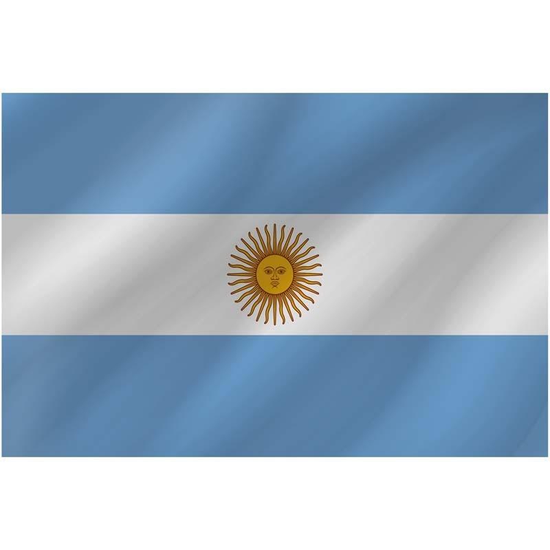 Bandiera Argentina 150 x 90 cm