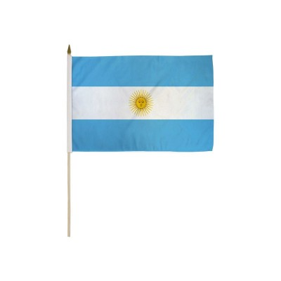 Bandiera Argentina 30 x 20 cm