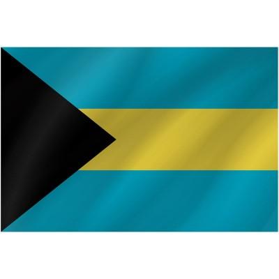 Bandiera Bahamas 150 x 90 cm