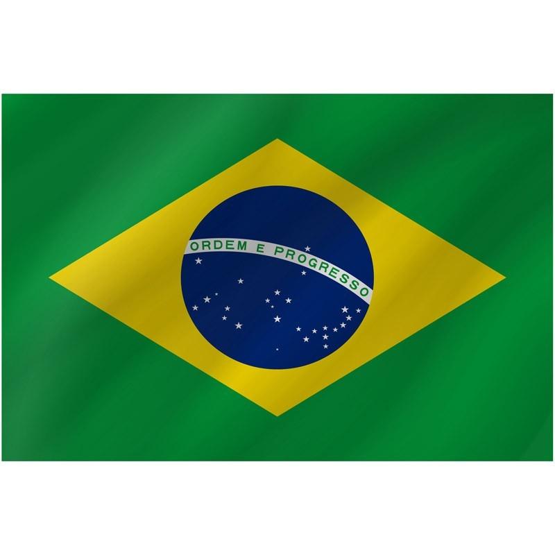Bandiera Brasile 150 x 90 cm