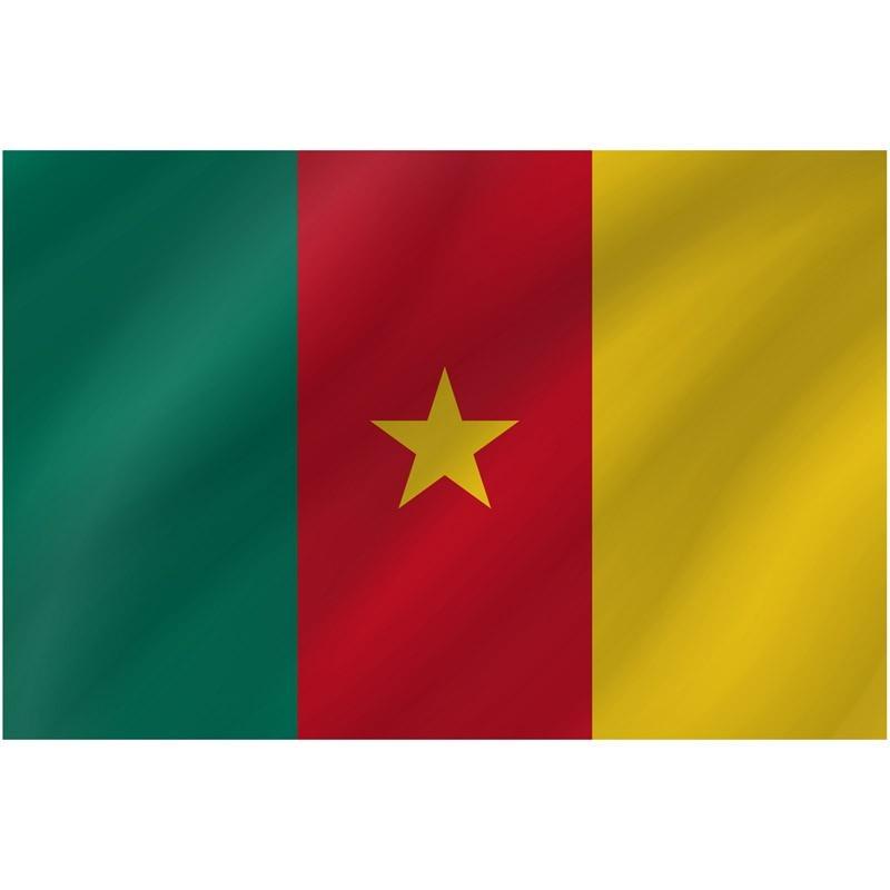 Bandiera Camerun 150 x 90 cm
