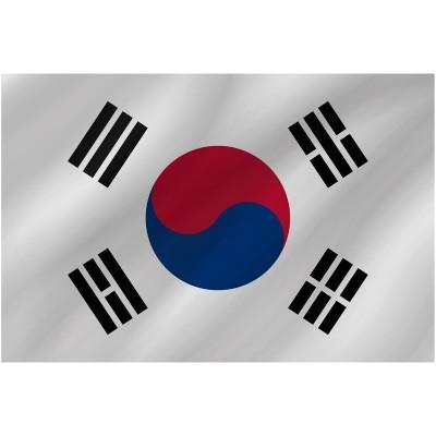 Bandiera Corea del Sud 150 x 90 cm