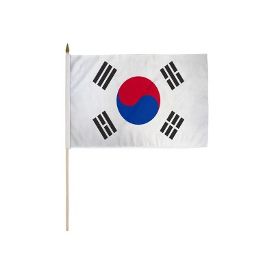 Bandiera Corea del Sud 30 x 20 cm