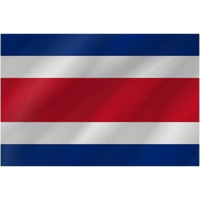 Bandiera Costarica 150 x 90 cm