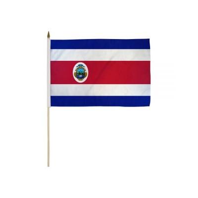 Bandiera Costarica 30 x 20 cm