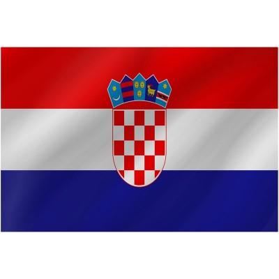 Bandiera Croazia 150 x 90 cm