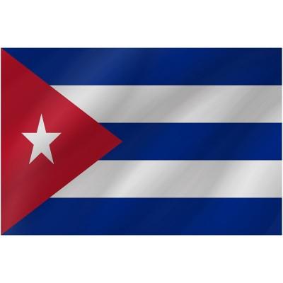 Bandiera Cuba 150 x 90 cm