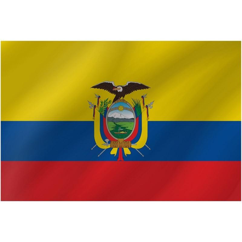 Bandiera Equador 150 x 90 cm