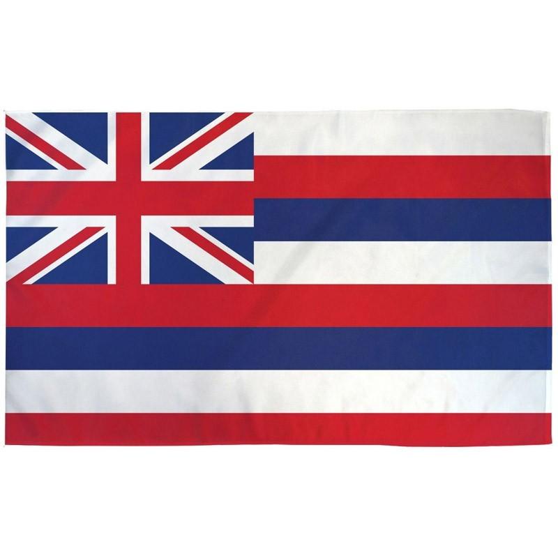 Bandiera Hawaii 150 x 90 cm