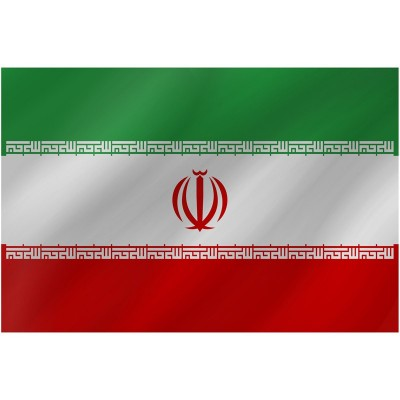 Bandiera Iran 150 x 90 cm