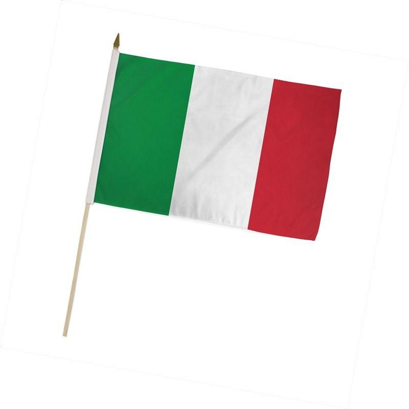 Bandiera Italia 45 x 30 cm