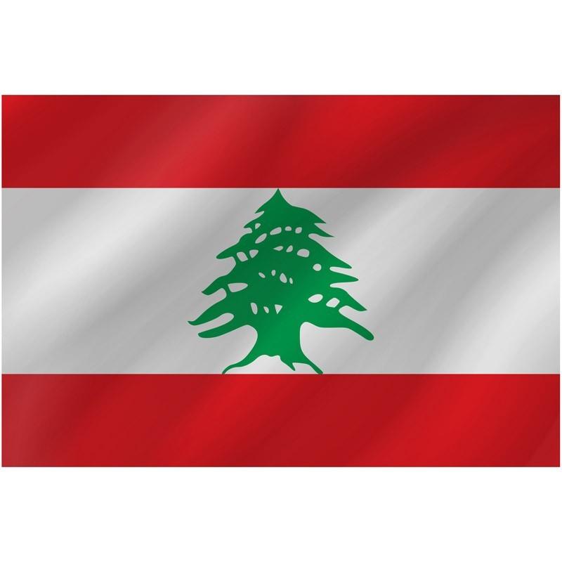 Bandiera Libano 150 x 90 cm