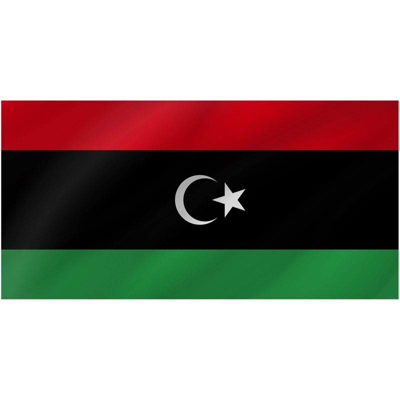 Bandiera Libia 150 x 90 cm