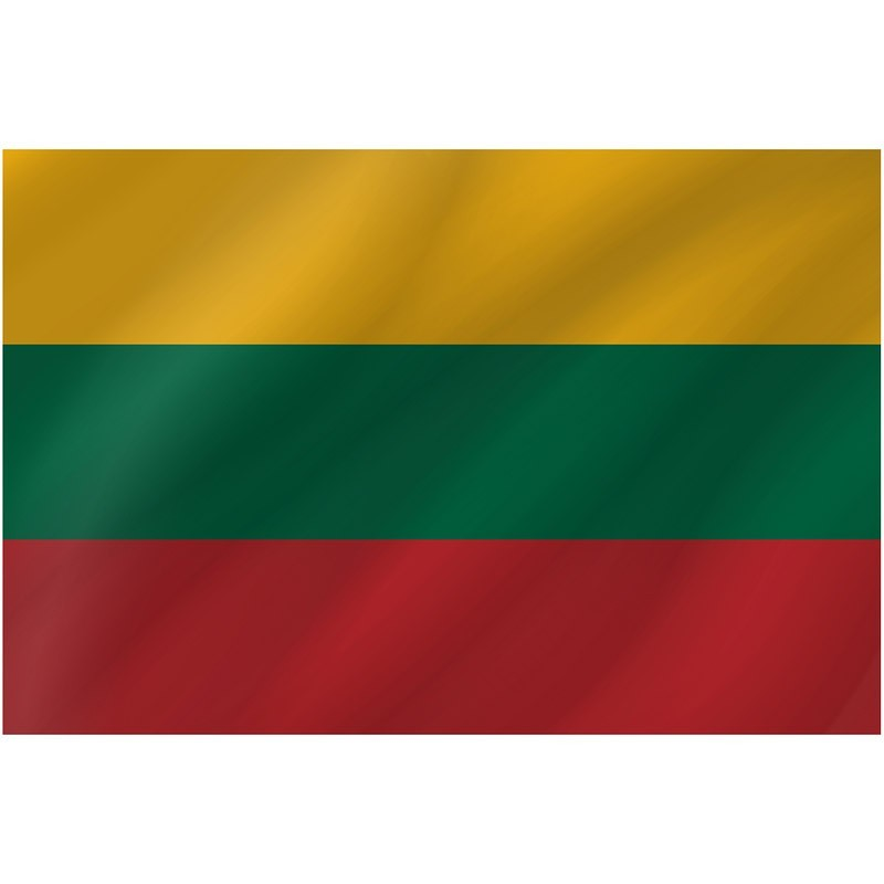 Bandiera Lituania 150 x 90 cm