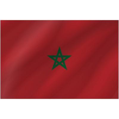 Bandiera Marocco 150 x 90 cm