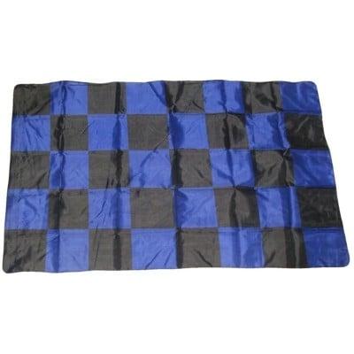 Bandiera Nerazzurra 150 x 90 a scacchi