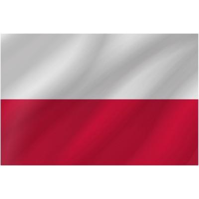 Bandiera Polonia 150 x 90 cm