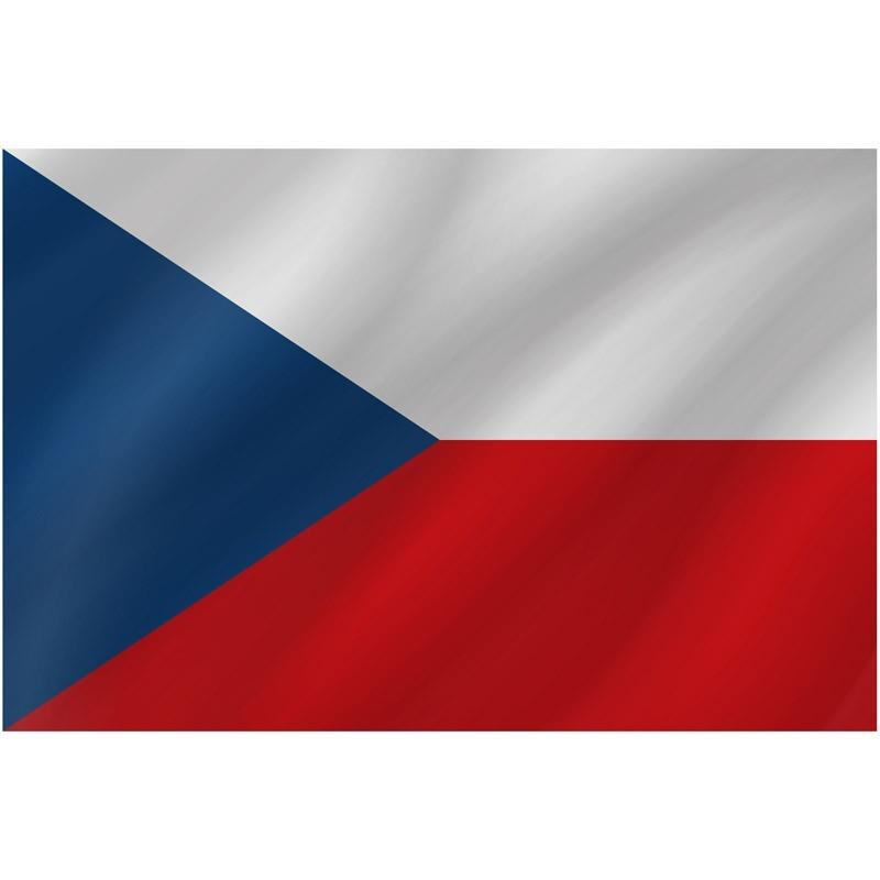 Bandiera Repubblica Ceca 150 x 90 cm