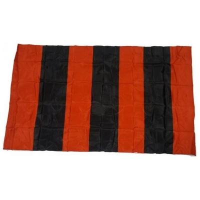 Bandiera Rossonera 150 x 90 a righe
