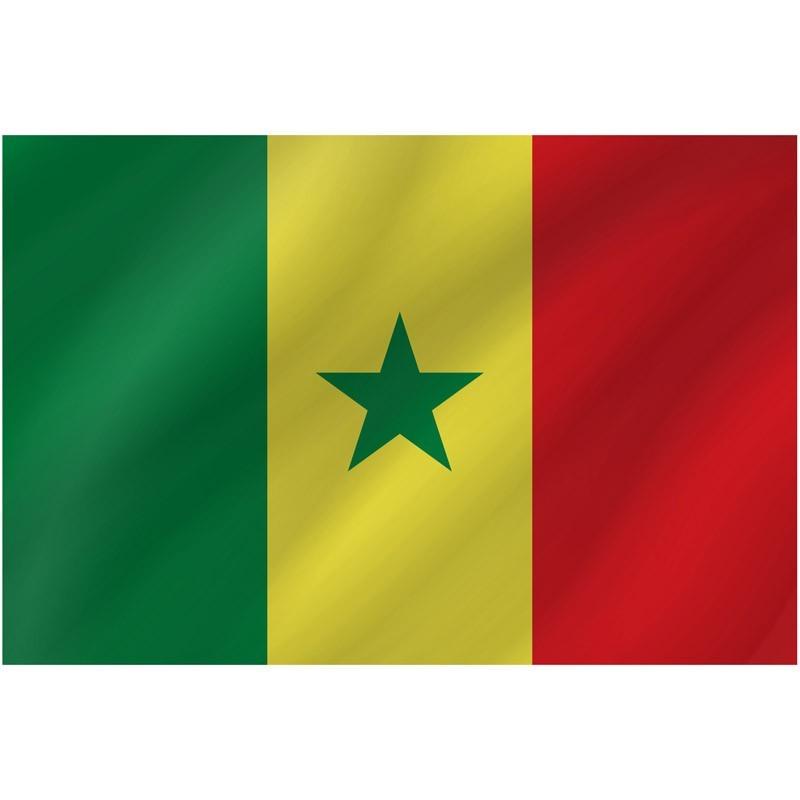 Bandiera Senegal 150 x 90 cm