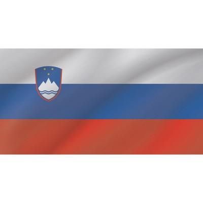 Bandiera Slovenia 150 x 90 cm