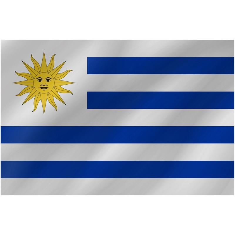 Bandiera Uruguay 150 x 90 cm