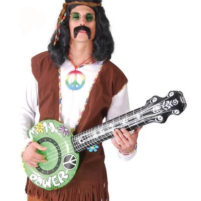 Banjo Hippie gonfiabile