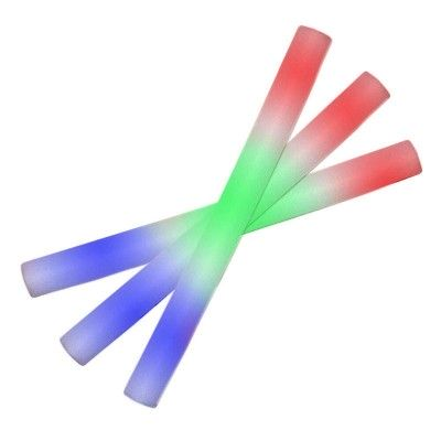 Bastone luminoso 3 funzioni mix - 250 pz