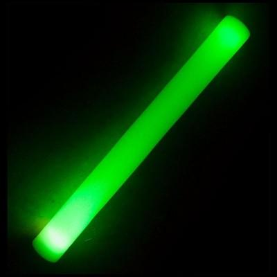 Bastone luminoso Verde 3 funzioni