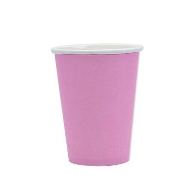 Bicchieri Rosa - 25 pz
