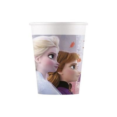 Bicchieri Frozen II - 8 pz