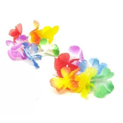 Braccialetti hawaiani multicolor - 2 pz