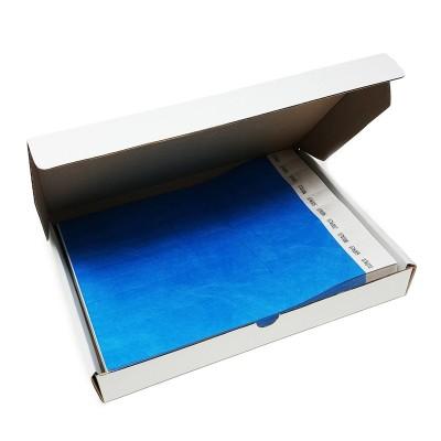 Braccialetti in Tyvek blu - 1000 pz