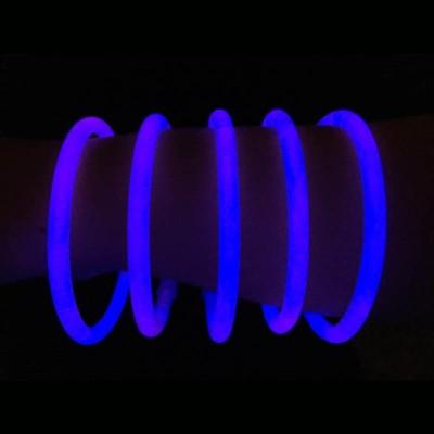 Braccialetti Luminosi Blu - 100 pz