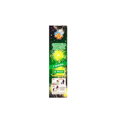 Candeline elettriche cm 17 - 10 pz