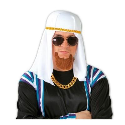 Cappello Arabo in tela