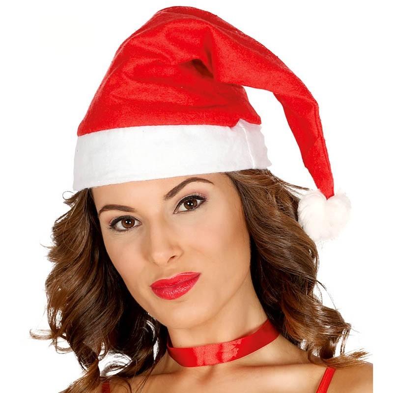 Cappello Babbo Natale classico - 1 pz