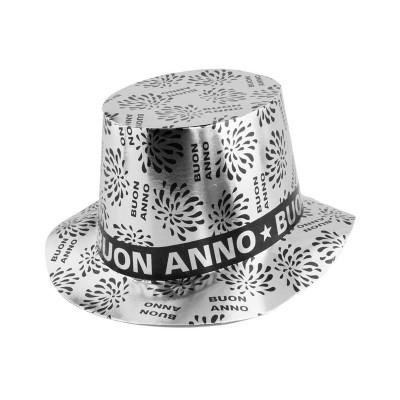 Cappello BUON ANNO Argento