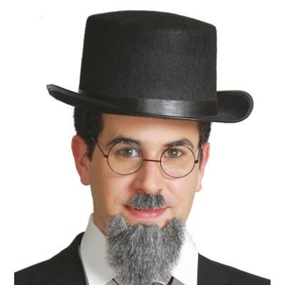 Cappello cilindro feltro