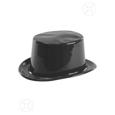 Cappello Cilindro plastica Nero